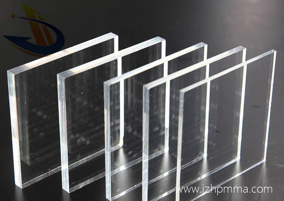 透明浇筑板