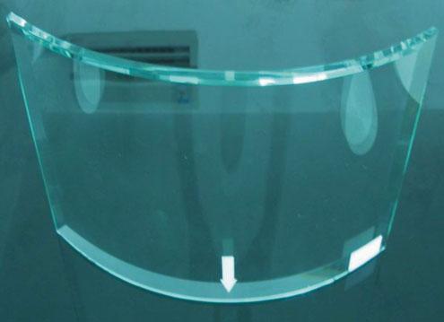 白銀鋼化玻璃