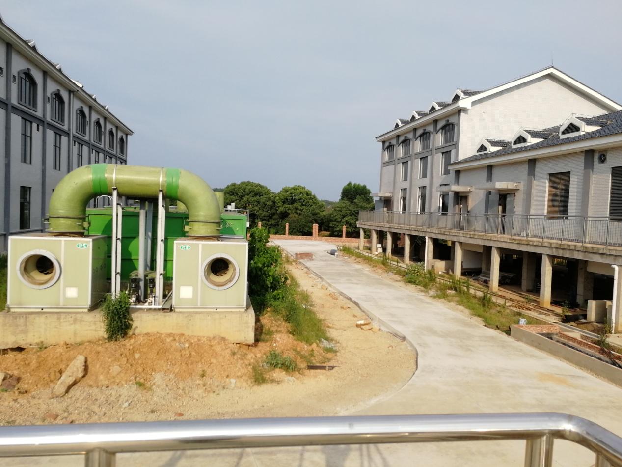 衡阳市污水处理厂