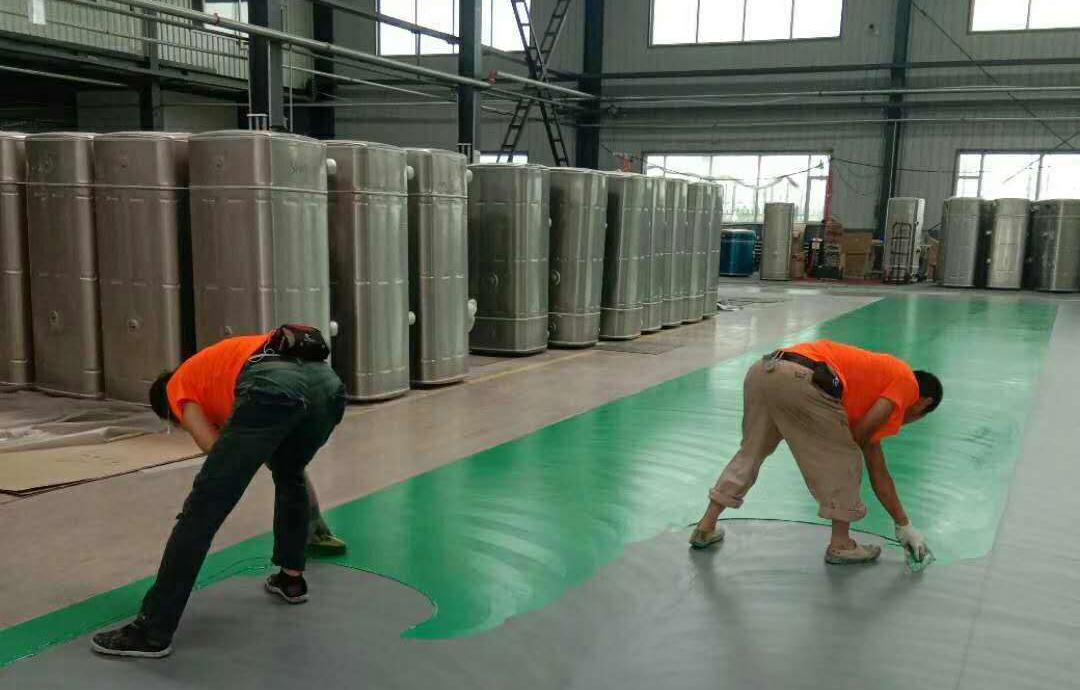 水性聚氨酯地坪漆廠家
