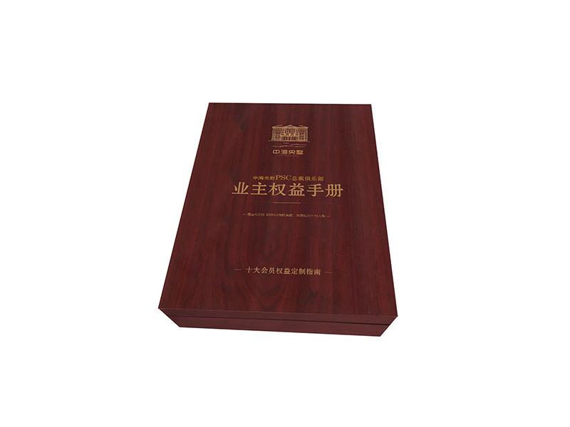 兰州木质礼盒