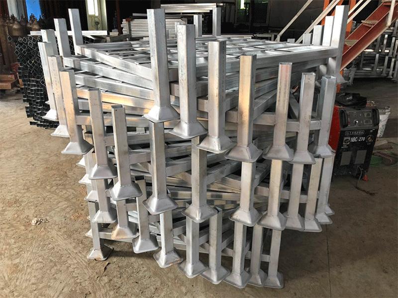 插管式堆垛架