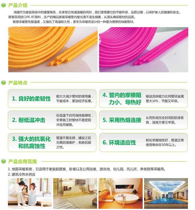 家裝管系列