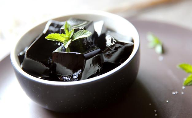 奶茶原料烧仙草