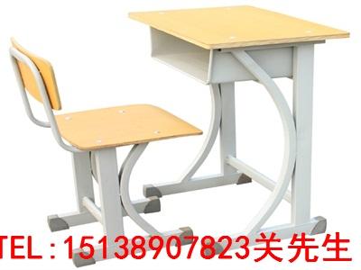 三门峡单人固定课桌椅