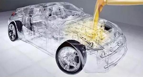 低粘度機油