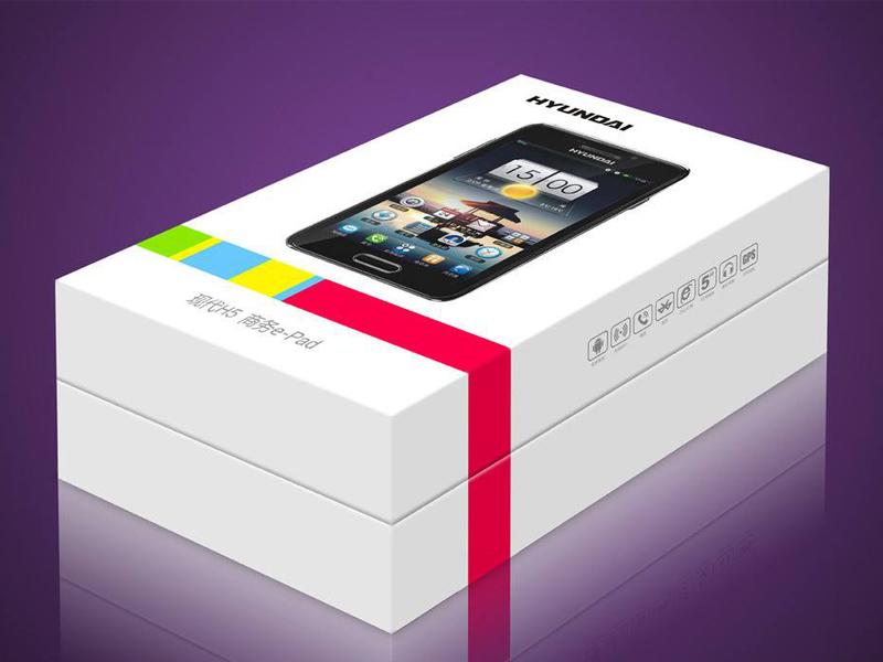 惠州手机彩盒