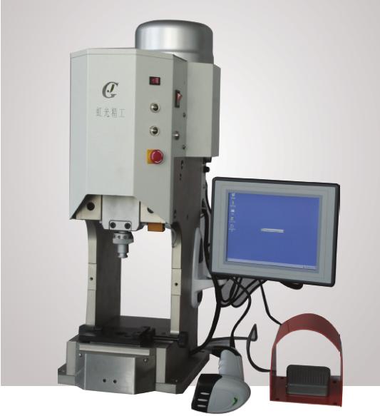 JG2T30/40-20SZ 型数字调节静音压接机