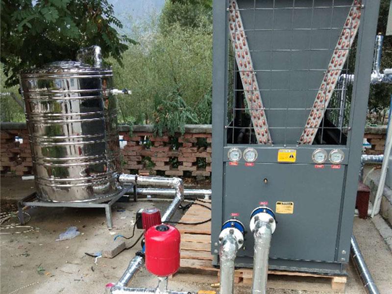 青海工程熱水機