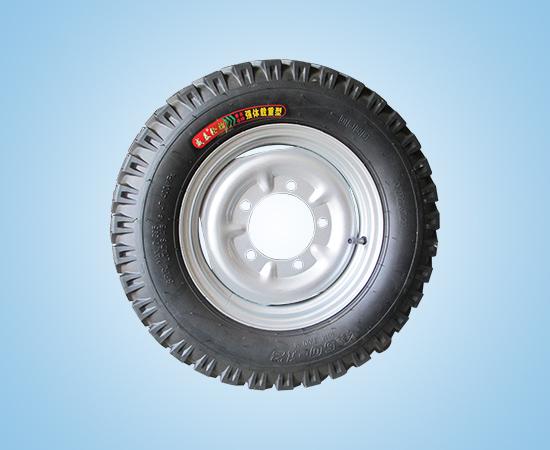中牟工程三轮车轮胎
