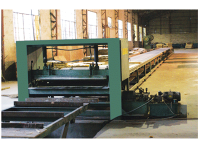 多層板鋪板機