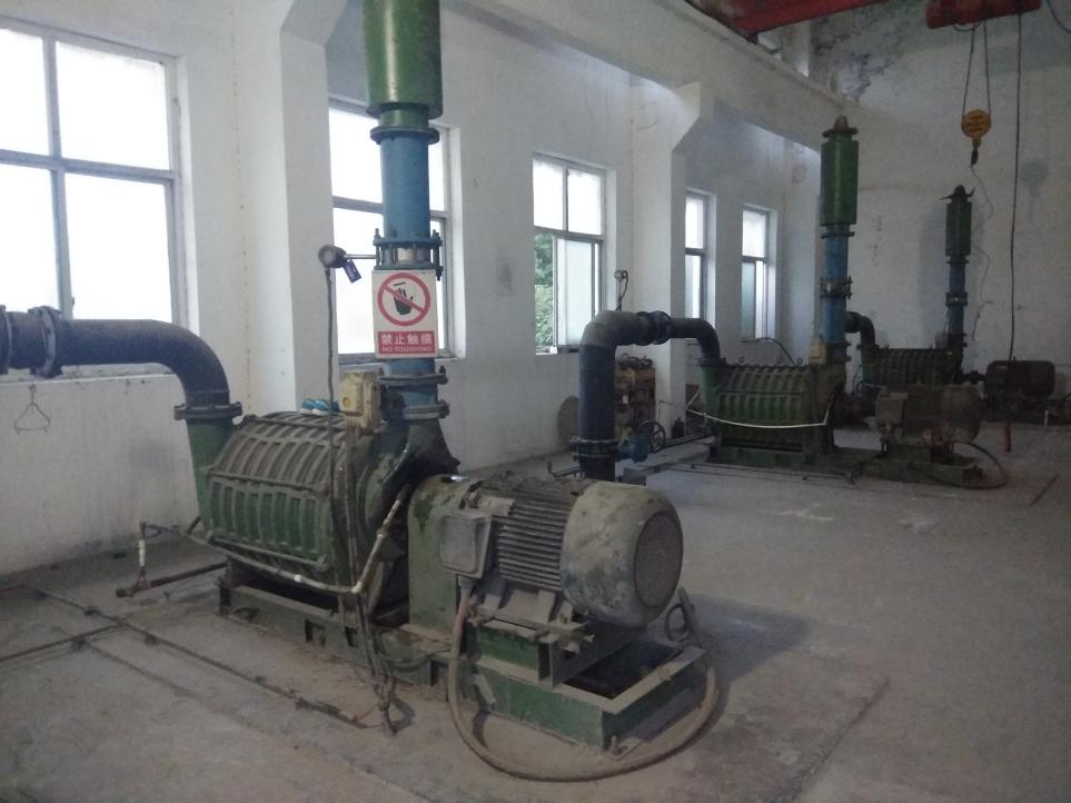中机环保襄汾污水处理厂提标改造项目