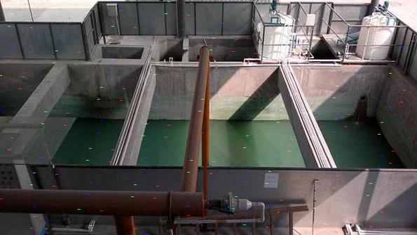 工业园区污水管道