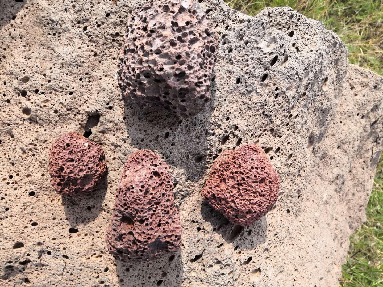 张家口张北火山岩