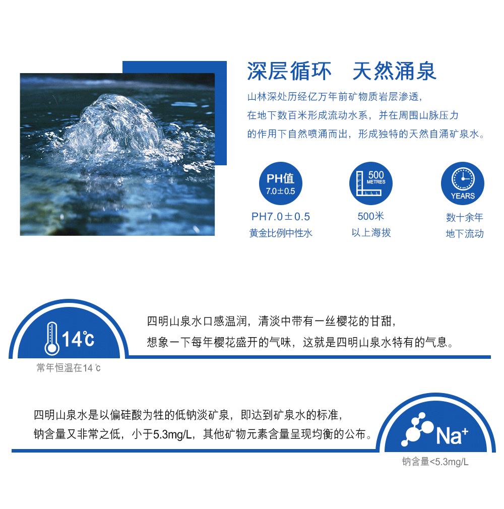 宁波瓶装水厂家