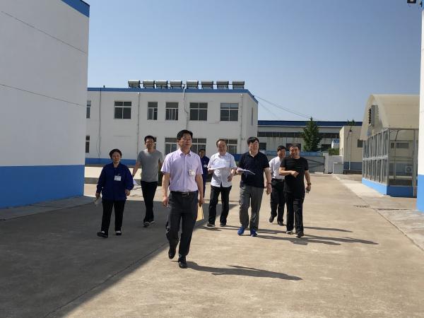2019.5.22省局及专家组GMP认证