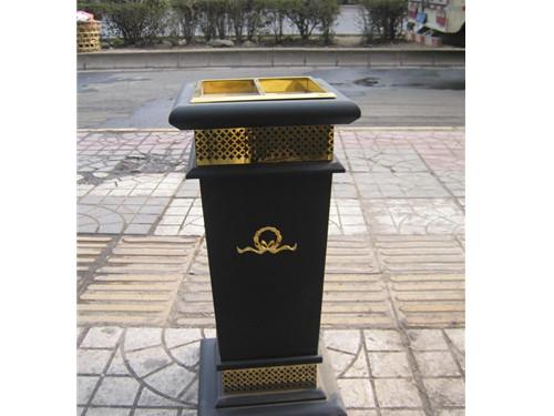 钢板垃圾桶批发
