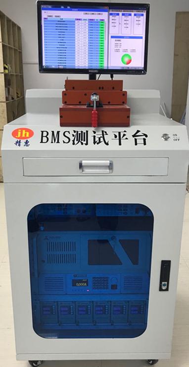 电动汽车BMS电池管理测试系统