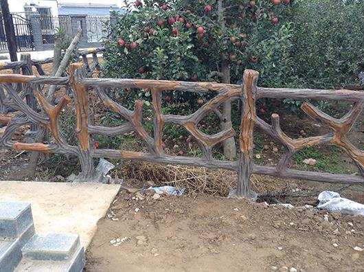 为什么仿木护栏的运用市场越来越少