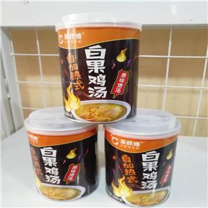 青海白果鸡汤