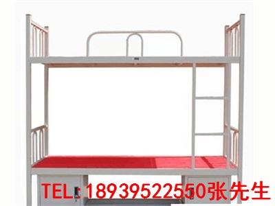 焦作钢制双层床