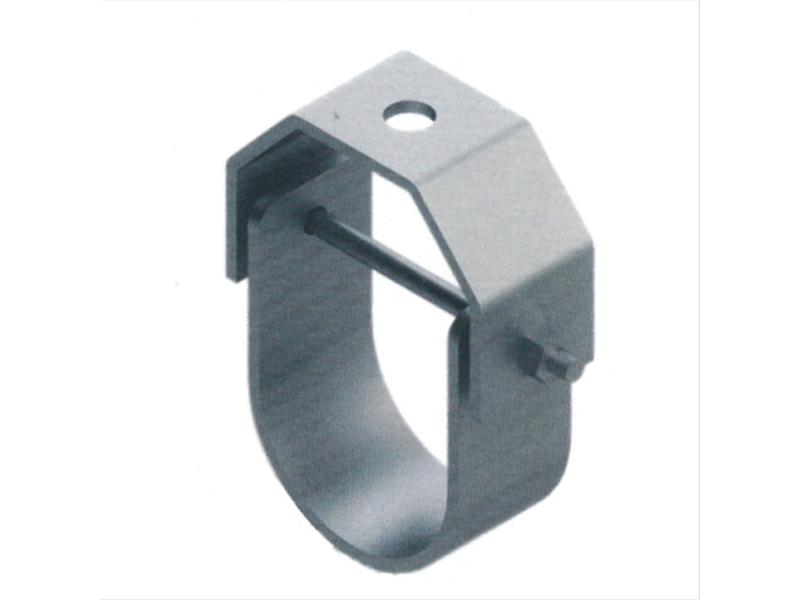 双拼抗震管夹GDH-K08