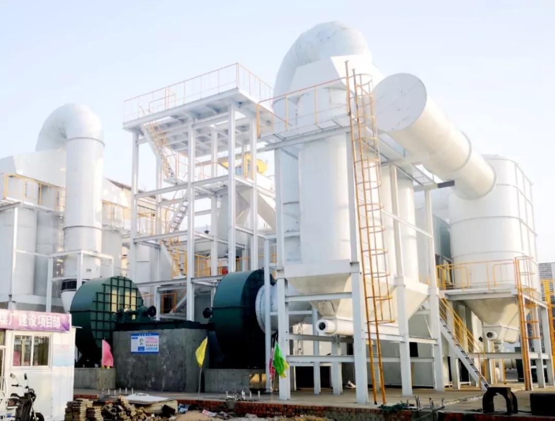 开滦集团煤矿厂