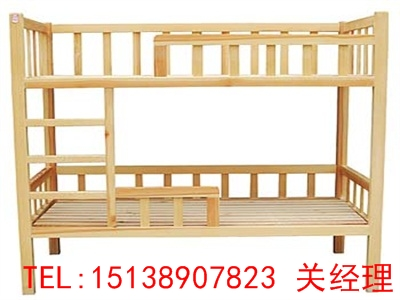 鹤壁实木儿童床