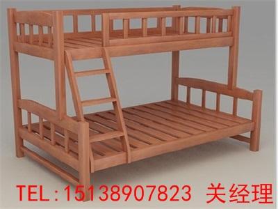 商丘实木双层床