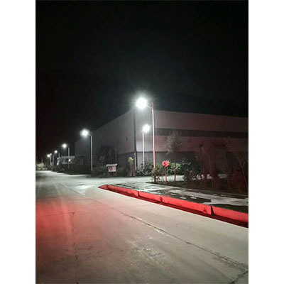 青海太陽能路燈