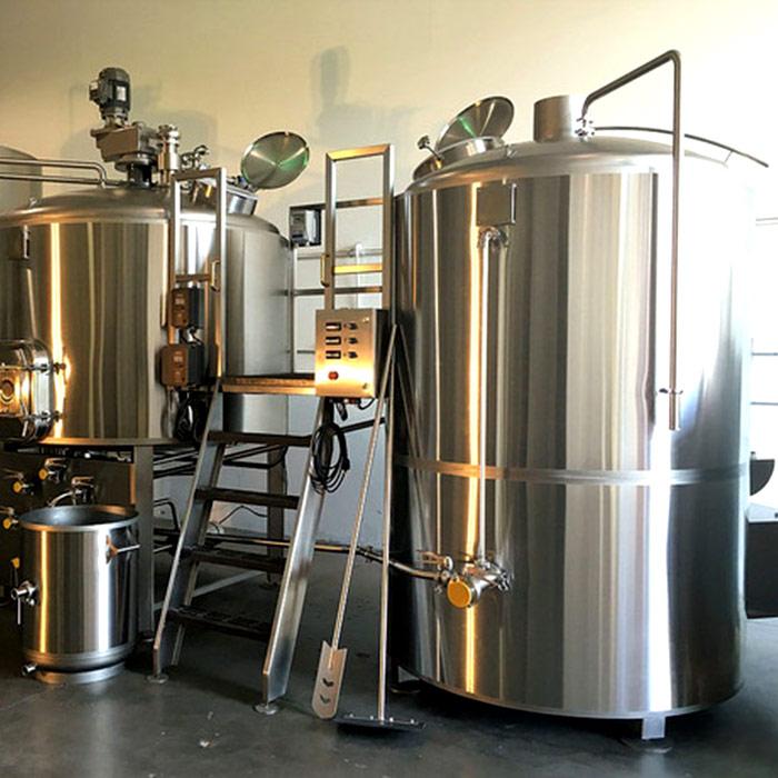 惠州啤酒釀造設備
