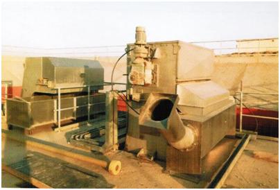 GLYZ型高排水螺旋壓榨機