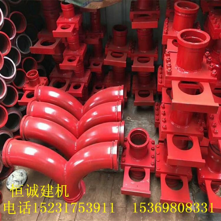 混凝土地泵管