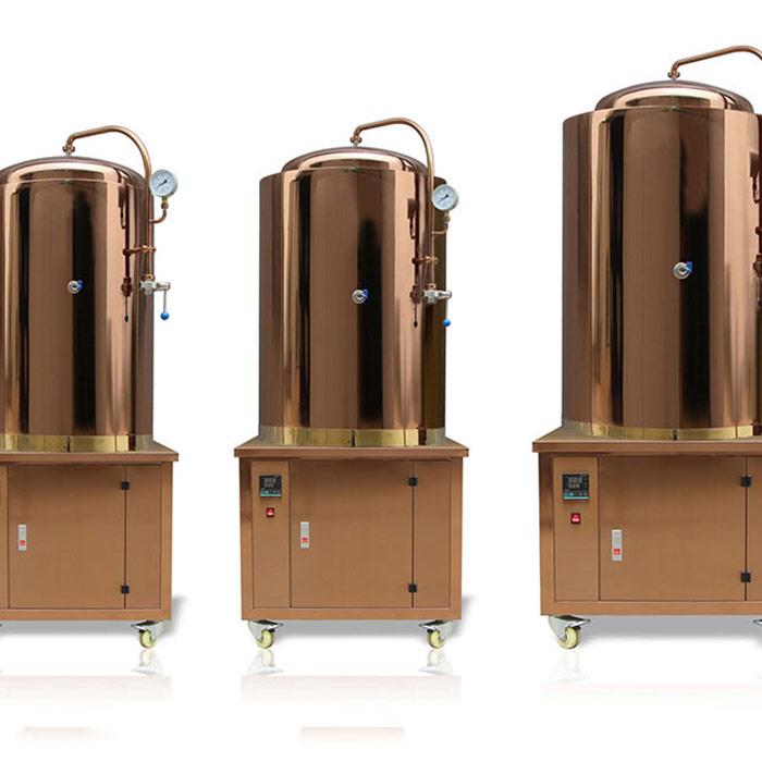 惠州哦啤酒釀造設備