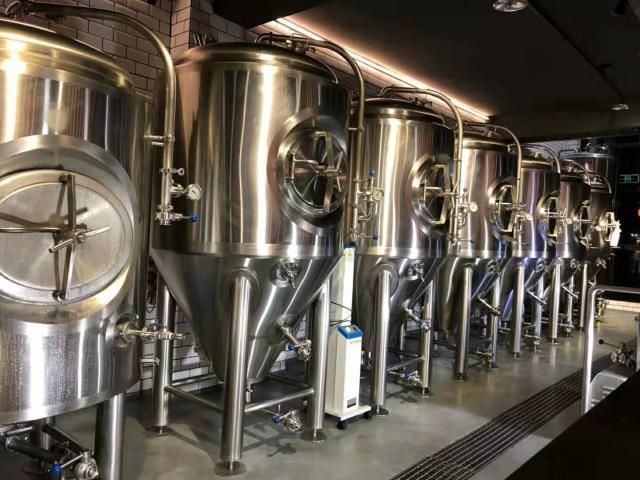 惠州精酿啤酒设备