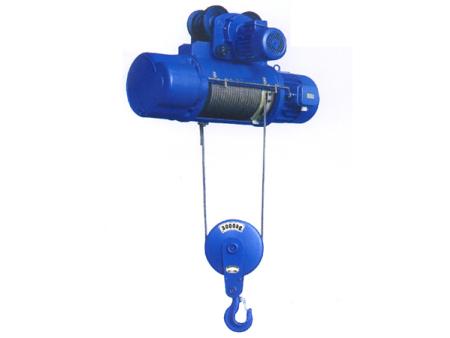 CD1系列钢丝绳电动葫芦