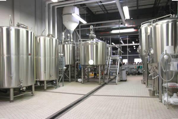 惠州鲜酿啤酒设备