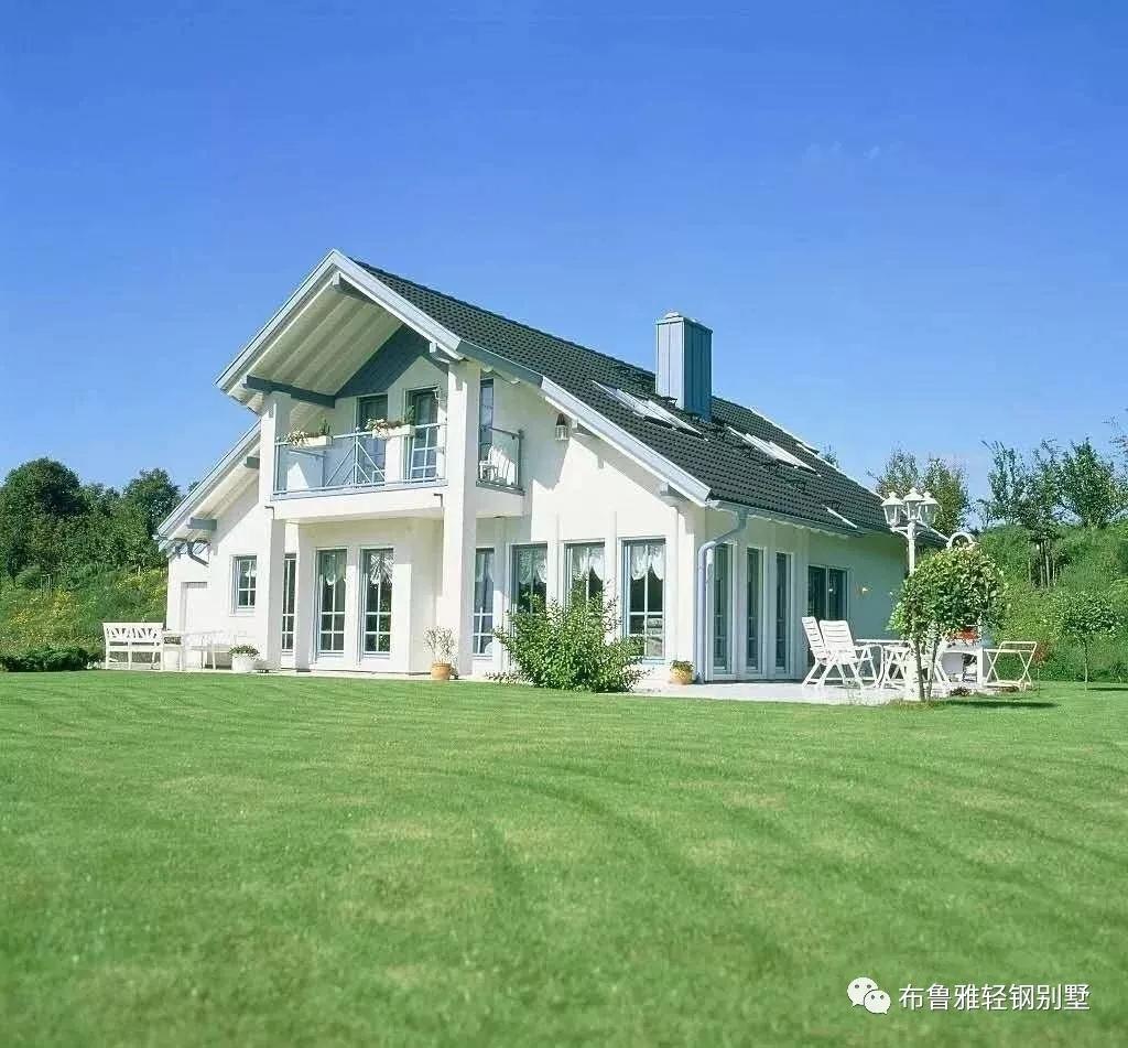 广西轻钢别墅与砖混的区别