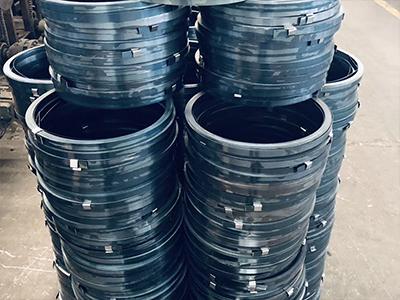 65Mn烤蓝钢带厂家