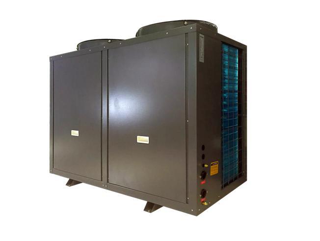 青海10P超低溫熱水機