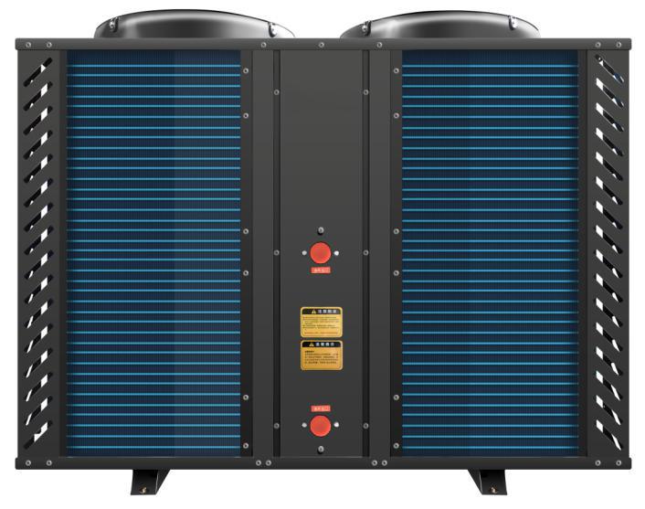 青海15P超低溫熱水機