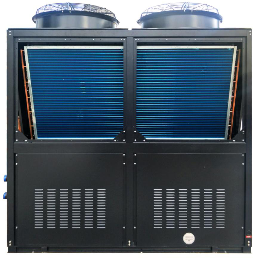 青海25P超低溫熱水機