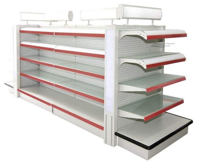 西宁电超市货架安装