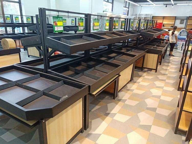 青海水果蔬菜货架