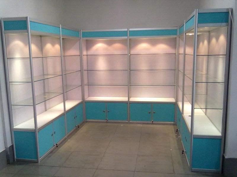 青海钛合金展示柜品牌