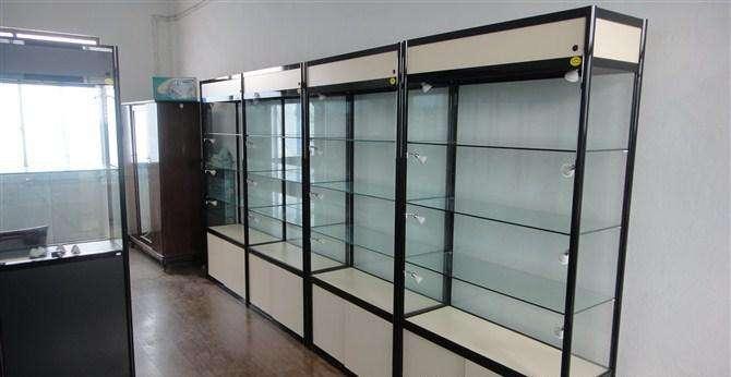 青海电钛合金展示柜