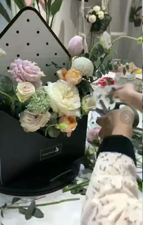 深圳艾琳花艺培训