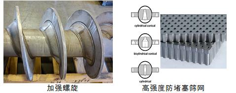 纸渣螺旋压榨机