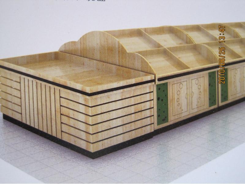 甘肃木质货架厂家