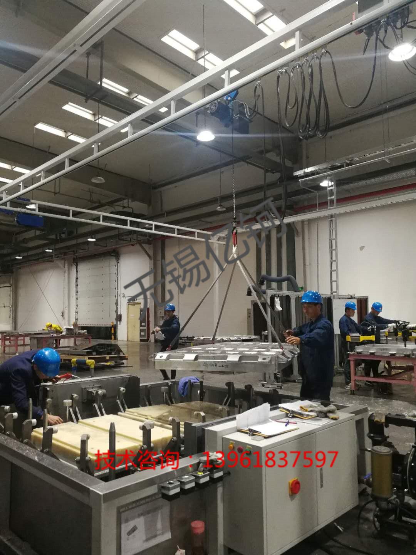 新能源电池箱焊接找漏点过程控制设备